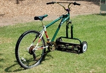 Hipster Lawnmower