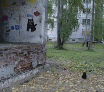 His arrival was foretold in ancient murals