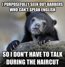 Hispanic barbers also tend to be excellent at what they do