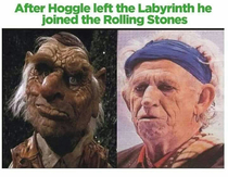 Hoggle aged so gracefully