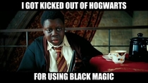 Hogwarts may have been a bit racist