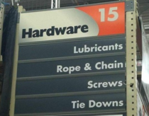 Home Depot has identified their niche market