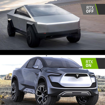Hopefully one of the Tesla Truck editions gets Ray Tracing