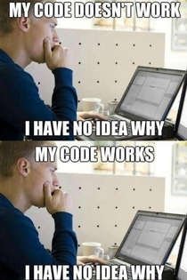 Hours of frustration programming