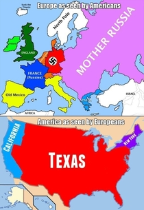 How Americans and Europeans see each other