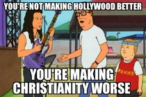 How I feel most Christians feel about Kirk Cameron