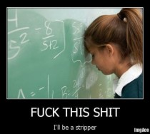 How I feel when doing my college math homework