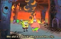 How I imagine the rioters of Ferguson right now