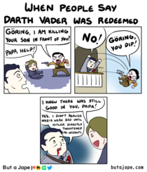 How I interpret the ending to Return of the Jedi