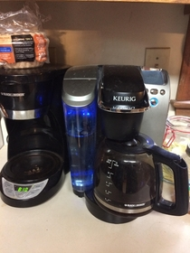 How I know my husband needs more coffee