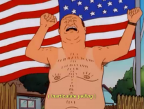 How I think everyone celebrates th of July