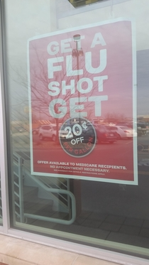 How many gallons of flu shot will I need