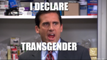 How my coworker sees being Transgender