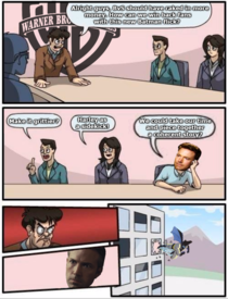 How the boardroom meeting with Warner Bros and Ben Affleck went down