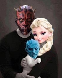How the white walkers where actually made GOT