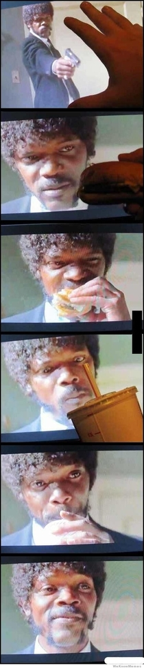 How to calm down samuel l jackson