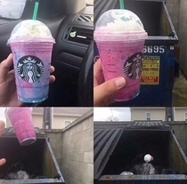 How to enjoy the new unicorn frap