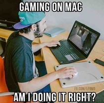 how to game on MacBook Pro  fps