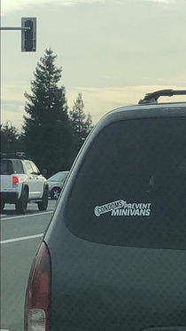 How to prevent minivans