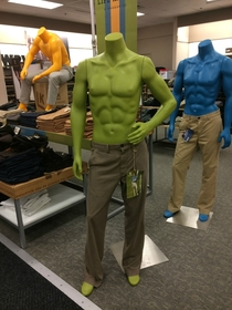 Hulk dress business casual Hulk told cut offs not appropriate for workplace