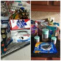 Hurricane prep before having kids and after having kids