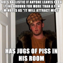 Hypocritical Roomate