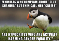 I actually got into an argument about this and it annoyed a few hypocrites