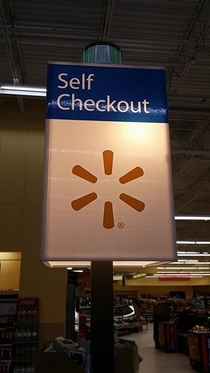 I always go to the register with the cutest cashier when Im ready to check out
