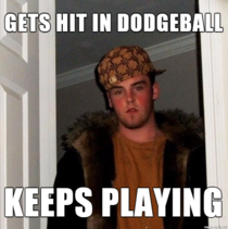 I always hated playing dodgeball with people like this