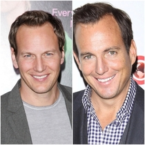 I always thought that Will Arnett was fantastic in his role in The Conjuring Today I learned he was just the doppelgnger of Patrick Wilson