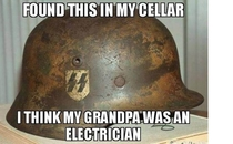 I always wanted to become an electrician