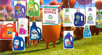 I am the Borax I speak for the detergent