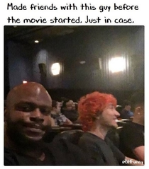 I bet it was a killer movie