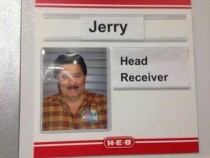 I bet Jerry likes his job
