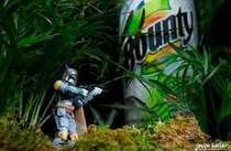 I couldnt find my paper towels for you guys so I hired a bounty hunter
