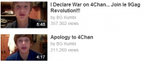 I declare war on chan
