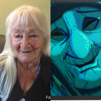 I did the aging app on my mum and she turned into Grandmother Willow from Pocahontas