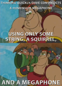 I feel like Dave the Barbarian is very under appreciated