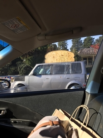I feel like Im so hungry Im seeing things I always knew that car looked like a toaster