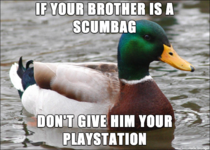 I feel like this needs to be said to rAdviceAnimals