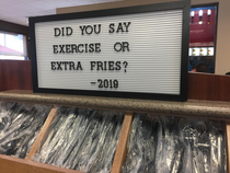 I feel personally attacked Chick-Fil-A
