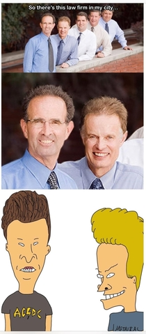 I found the real beavis and butthead