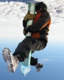 I have a buddy who does research in Antarctica this is his profile picture