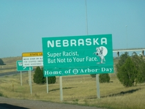 I heard Nebraska is looking for a new State Motto