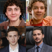I just realized that Daryl Sabara looks like the Store Brand version of Shia Lebeouf