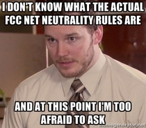 I know everyone is high-fiving the FCC ruling now but