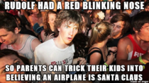 I know its a bit early but I had a holiday realization the other day