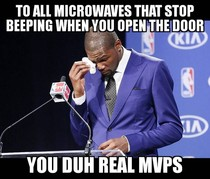 I know its just a microwave but