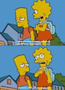 I know that feeling Lisa
