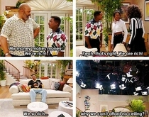 I love the Fresh Prince of Bel Air